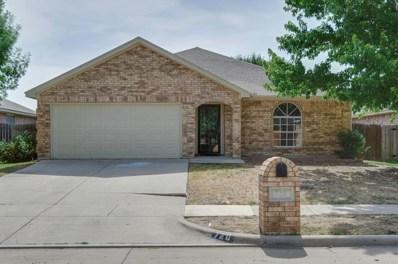 720 Sawyer Drive, Saginaw, TX 76179 - #: 13896987