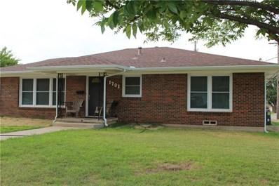 1701 W Birge Street W, Sherman, TX 75092 - MLS#: 13897044