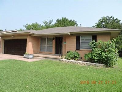 1707 W Hunt Street W, Sherman, TX 75092 - MLS#: 13899094