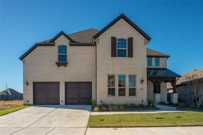 704 Fireside Drive, Little Elm, TX 76227 - MLS#: 13899642