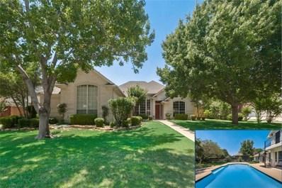 6509 Mesa Ridge Court, Fort Worth, TX 76137 - MLS#: 13899676