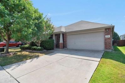 1115 Red Robin Drive, Aubrey, TX 76227 - MLS#: 13899787