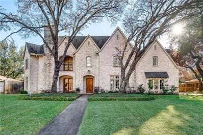 5810 Melshire Drive, Dallas, TX 75230 - MLS#: 13899874