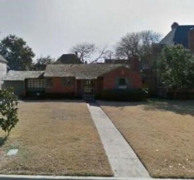 6722 Mimosa Lane, Dallas, TX 75230 - MLS#: 13900736