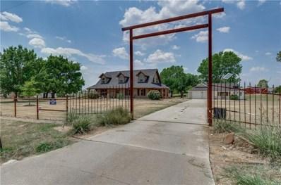 5832 Saddle Court, Justin, TX 76247 - #: 13900990