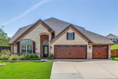 4540 Seventeen Lakes Court, Fort Worth, TX 76262 - #: 13902265