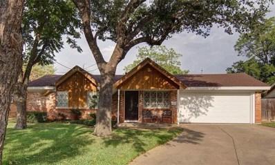 833 Saddle Road, White Settlement, TX 76108 - #: 13902383