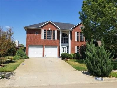 4535 Queenswood Drive, Grand Prairie, TX 75052 - MLS#: 13902551