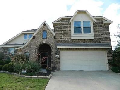811 Silverthorne Drive, Burleson, TX 76028 - MLS#: 13903245