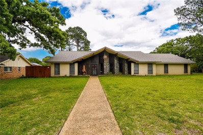 605 Ridgecrest Circle, Denton, TX 76205 - MLS#: 13903425