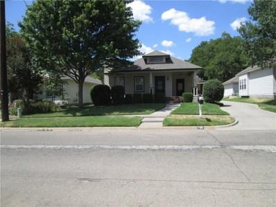 705 Roberts Street, Denton, TX 76209 - #: 13903671