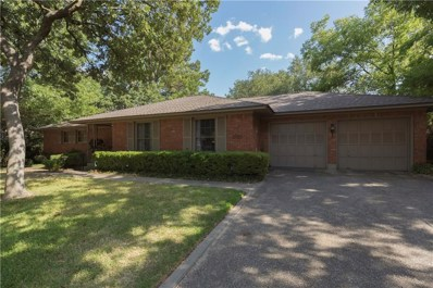 1510 Greenwood Drive, Denton, TX 76209 - #: 13903695