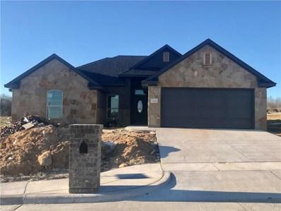 1528 Town Creek Circle, Weatherford, TX 76086 - MLS#: 13904067