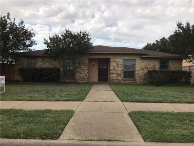 1406 Guildford Street, Garland, TX 75044 - MLS#: 13904070