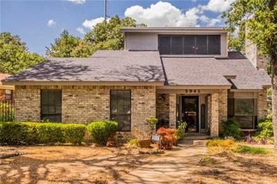 5941 Truman Drive, Fort Worth, TX 76112 - MLS#: 13904448