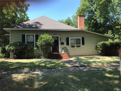 406 3rd Street, Kerens, TX 75144 - MLS#: 13905816