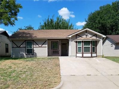 5406 Spring Willow Drive, Arlington, TX 76018 - MLS#: 13905836