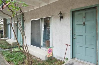 6640 Eastridge Drive UNIT 137, Dallas, TX 75231 - MLS#: 13906150
