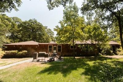 607 Club Oak Drive, River Oaks, TX 76114 - MLS#: 13906701