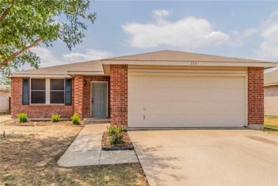 333 Indian Blanket Drive, Burleson, TX 76028 - MLS#: 13906867