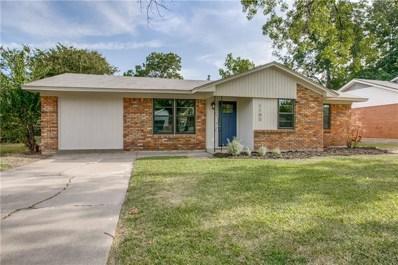 1105 Laguna Drive, Denton, TX 76209 - #: 13907855