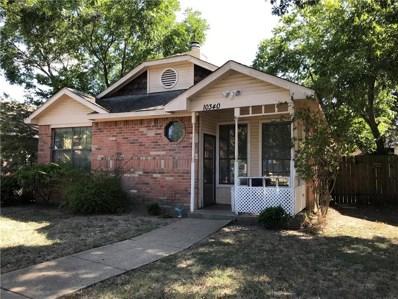 10340 Woodleaf Drive, Dallas, TX 75227 - MLS#: 13908011