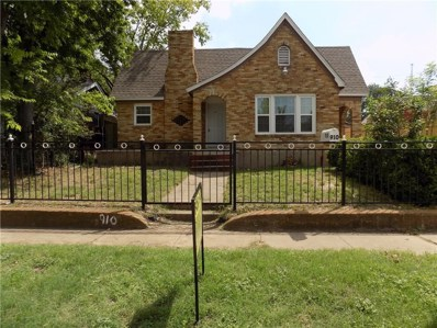 910 E Ramsey Avenue E, Fort Worth, TX 76104 - MLS#: 13908026