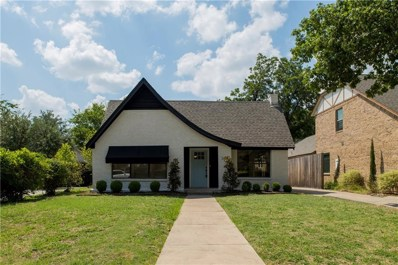 3416 Cockrell Avenue, Fort Worth, TX 76109 - MLS#: 13908039