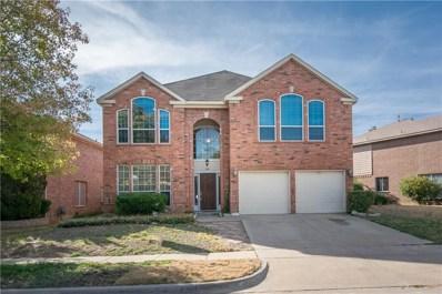1041 Iron Horse Drive, Saginaw, TX 76131 - MLS#: 13909105