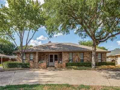 625 Bellah Drive, Irving, TX 75062 - MLS#: 13909164