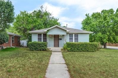 1310 Anna Street, Denton, TX 76201 - #: 13909444