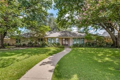 4910 Heatherbrook Drive, Dallas, TX 75244 - MLS#: 13909770