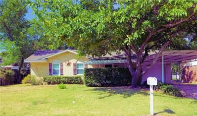 1596 Anthony Street, Kaufman, TX 75142 - MLS#: 13910265