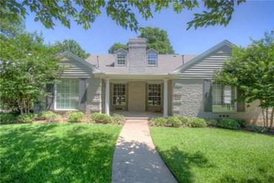 3518 Westcliff Road, Fort Worth, TX 76109 - MLS#: 13910816