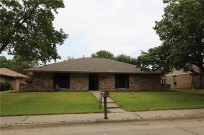 1919 Aspen Drive, Lewisville, TX 75077 - MLS#: 13911242