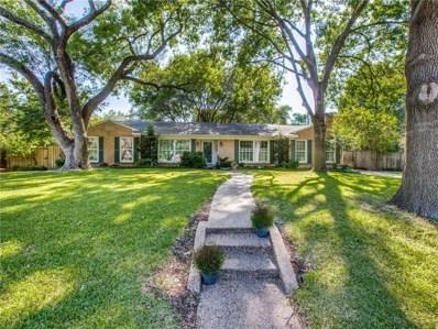 3822 Martha Lane, Dallas, TX 75229 - MLS#: 13911557