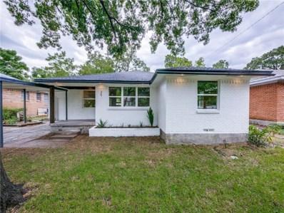 3502 Loganwood Drive, Dallas, TX 75227 - MLS#: 13911814