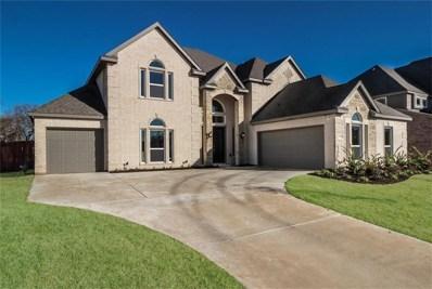 3841 Belle Way, Corinth, TX 76208 - #: 13911990