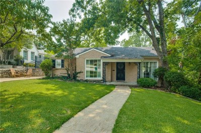 3809 Bellaire Drive, Fort Worth, TX 76109 - MLS#: 13912264