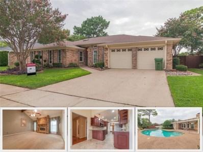 3713 Woodmont Court, Bedford, TX 76021 - MLS#: 13913149