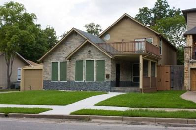5027 Alcott Street, Dallas, TX 75206 - MLS#: 13913234