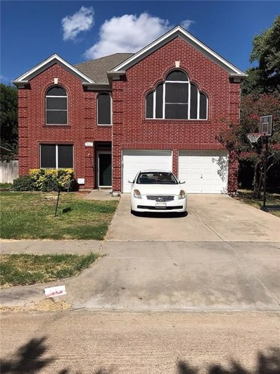 513 Briarcrest Drive, Burleson, TX 76028 - MLS#: 13913381