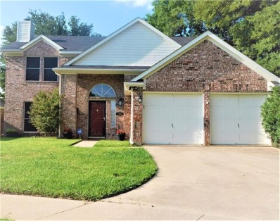 2500 Chesapeake Court, Euless, TX 76040 - #: 13913477