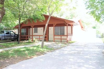 310 Jagoe Street, Krum, TX 76249 - #: 13913685