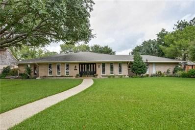 4923 Heatherbrook Drive, Dallas, TX 75244 - MLS#: 13913838