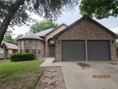 4808 Birchbend Lane, Fort Worth, TX 76137 - MLS#: 13913995