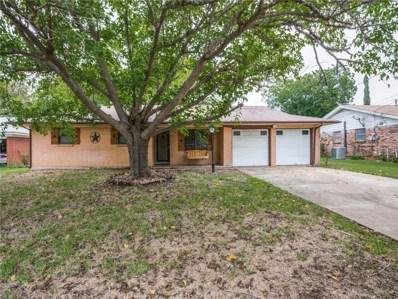 1306 Wade Hampton Street, Benbrook, TX 76126 - MLS#: 13914281