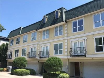 5803 Hudson Street UNIT 3, Dallas, TX 75206 - MLS#: 13914693