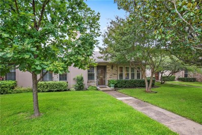 10615 Stone Canyon Road UNIT 29, Dallas, TX 75230 - MLS#: 13915169