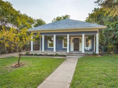 718 Parker Street, McKinney, TX 75069 - MLS#: 13915270